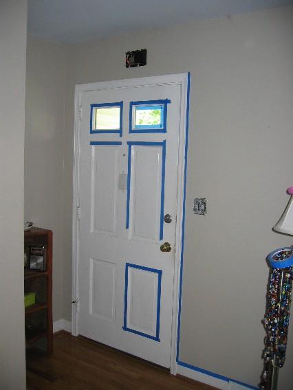 Tapey door