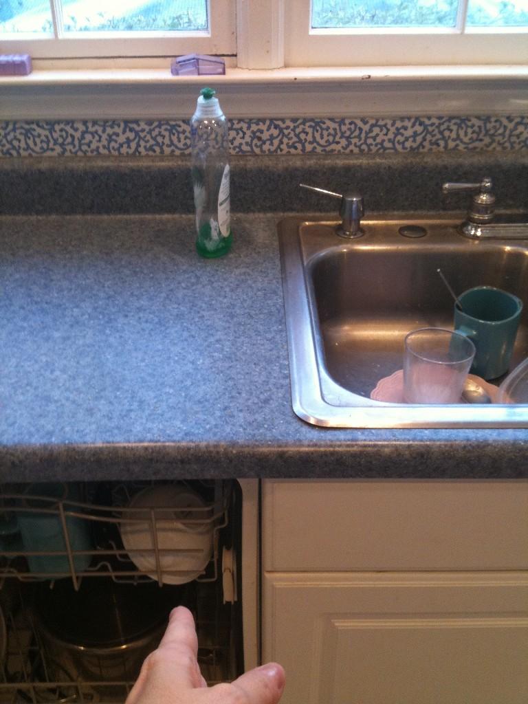 Sinkndwasher