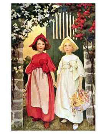 Jessie-willcox-smith-snow-white-and-rose-red