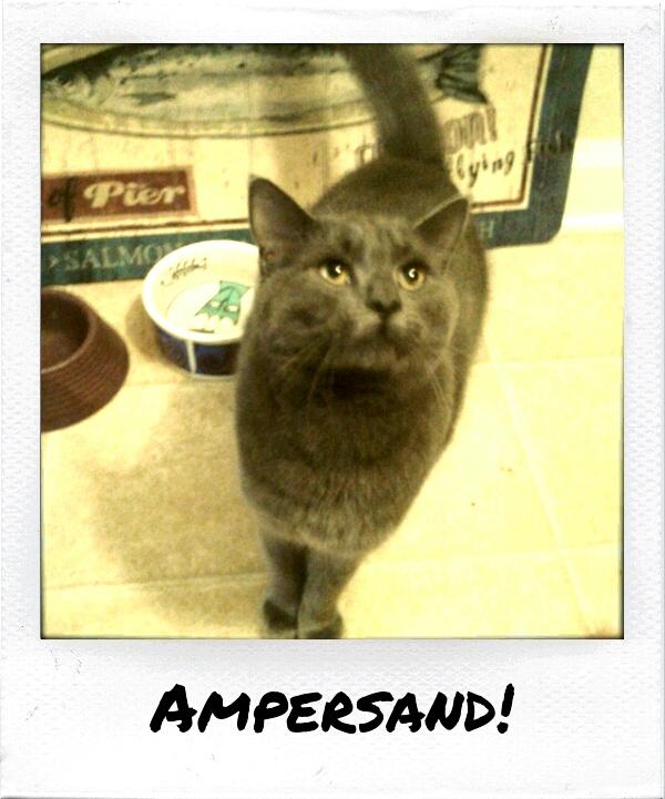 Ampersand!