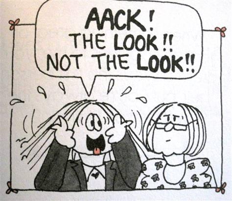 Cathy comic