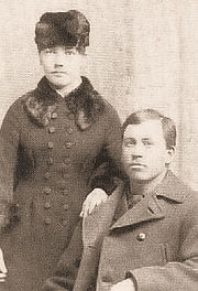 180px-Laura_and_Almanzo_Wilder_1885_retouched_sepia